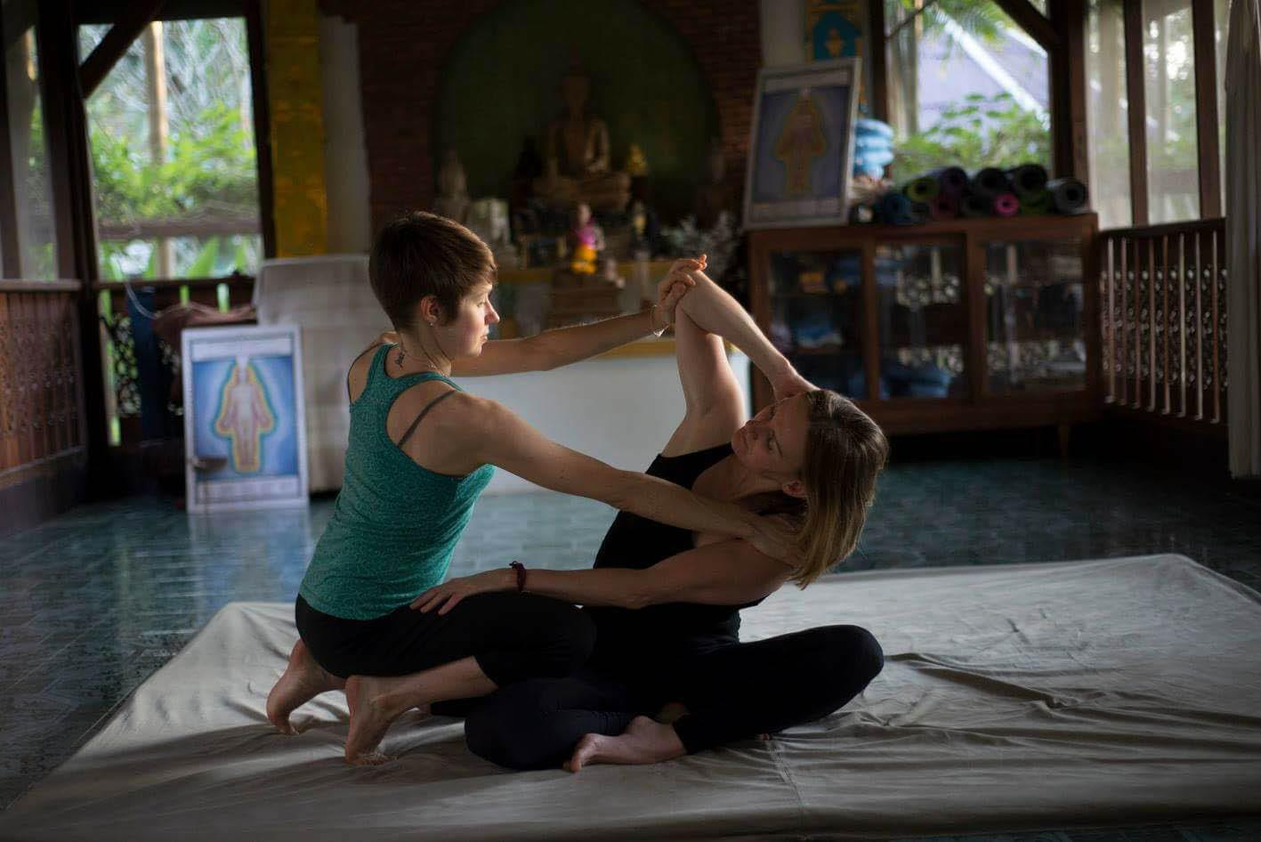 Lothian MassageThai Massage Workshops ~ Lothian Massage